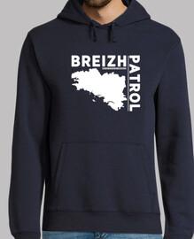 Breizh Patrol - Sweat-shirt homme