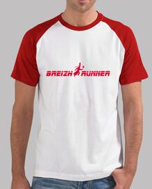 Breizh Runner - T-shirt homme baseball