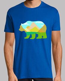 Bären Berge