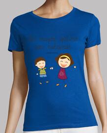 bretelles  tee shirt  plus envie d'être couple salsera