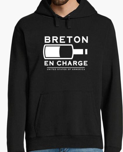 Breton charge hoody