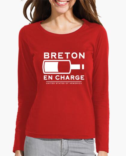 Tee-shirt Breton en charge