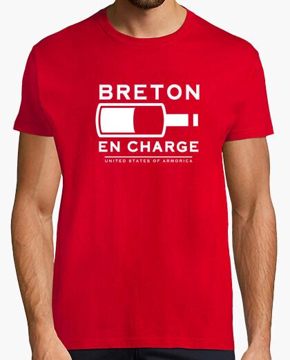 Tee-shirt Breton en charge - T-shirt homme
