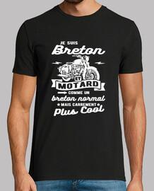 breton et motard humour