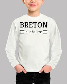 Bretón mantequilla pura / Bretaña / Bre