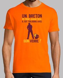 Breton pisse jamais seul humour