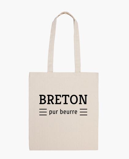 Breton pure butter / brittany / breizh bag