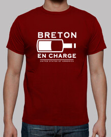 breton supported - t-shirt