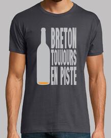 breton toujours en piste humour