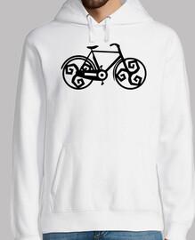 Bretón triskel bike