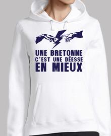 Bretonne déesse en mieux