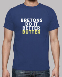 Bretons do it butter