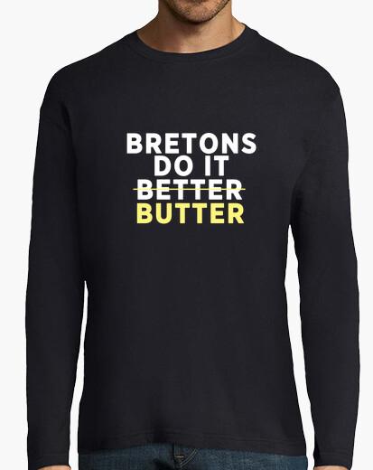 Tee-shirt Bretons do it butter