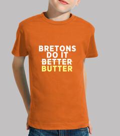 Bretons do it butter