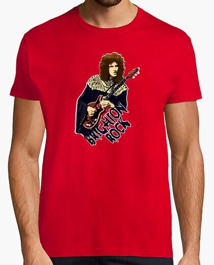 Camiseta Brian May, Brighton Rock