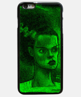 Bride of Frankie iPhone cover