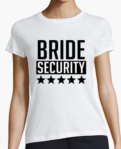 T-shirt Bride Security
