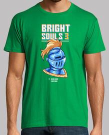Bright Souls Knight Pixel Art
