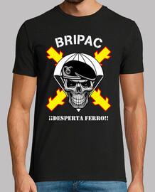 bripac  tee shirt . réveil ferro mod.3