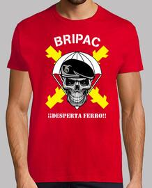 bripac  tee shirt . réveil ferro mod.5