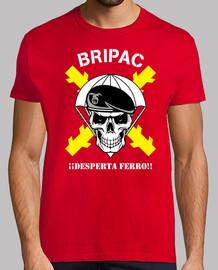 bripac  tee shirt . réveil ferro mod.6