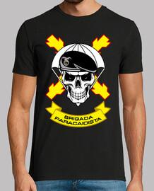 Bripac shirt. skull mod.8
