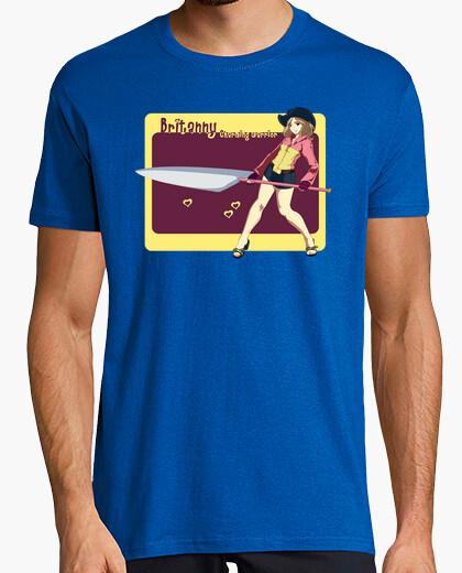 Camiseta Britanny - Hombre