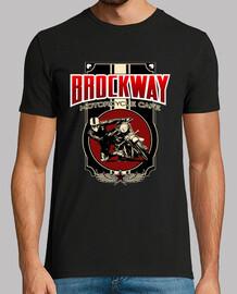 brockway cafe racer