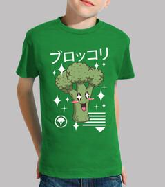 brócoli kawaii