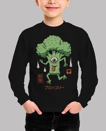 brócoli yokai