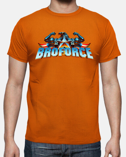 Broforce logo 1