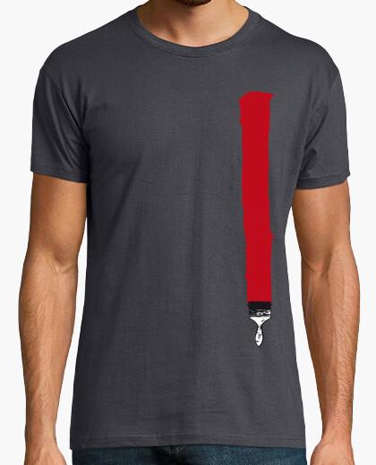 Tee-shirt brosse
