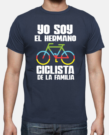 brother family cyclist