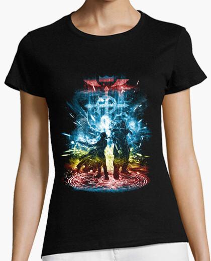 Camiseta brotherhood storm-rainbow