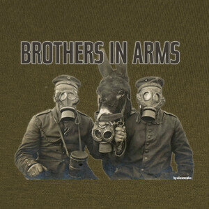 Brothers in arms T-shirts
