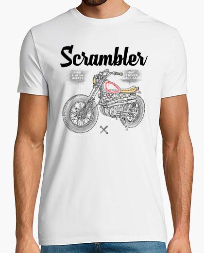Tee-shirt brouilleur