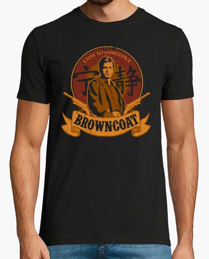 Camiseta Browncoat (Firefly)