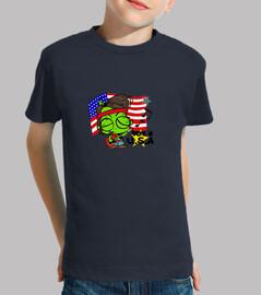 bruce camiseta niño by vivar