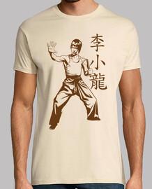 Bruce Lee - Li Xiao Long (crema)