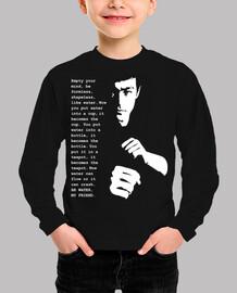 Bruce Lee - Sois l39eau mon ami