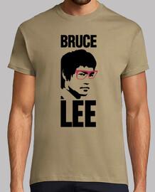 Bruce LEE - Texto negro