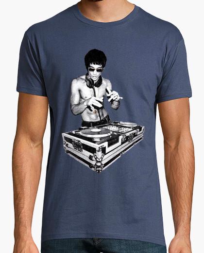 Camiseta Bruce Lee, DJ.