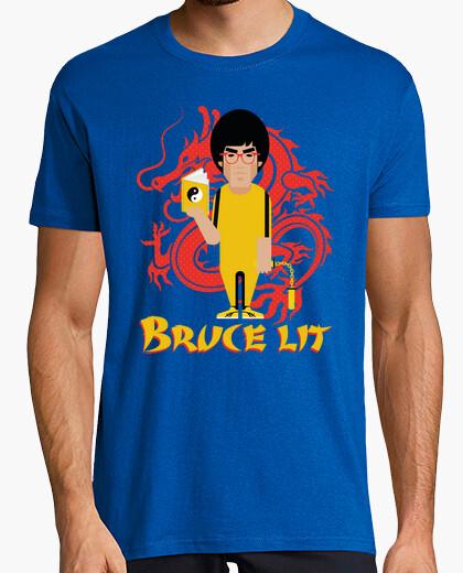 Tee-shirt Bruce lit