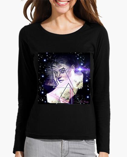 Camiseta bruja - arte