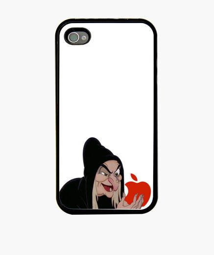 Funda iPhone Bruja Blancanieves