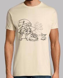 Brujita - Camiseta chico
