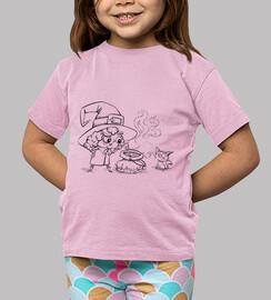 brujita - t-shirt bambino