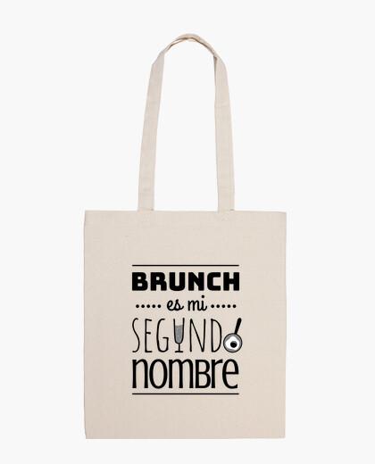 Bolsa Brunch es mi segundo nombre BW