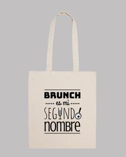 Brunch es mi segundo nombre BW