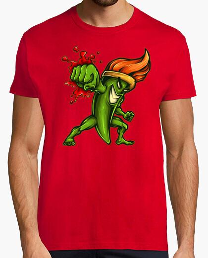 Camiseta Brush Fighter
